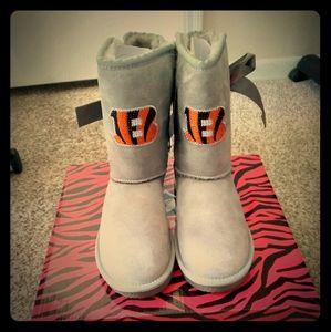 Bengals Women's boots